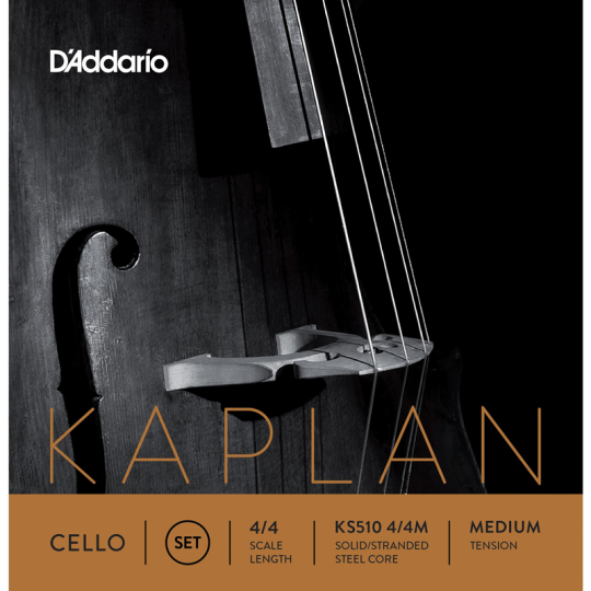 D' ADDARIO Kaplan Cellosaite G, medium