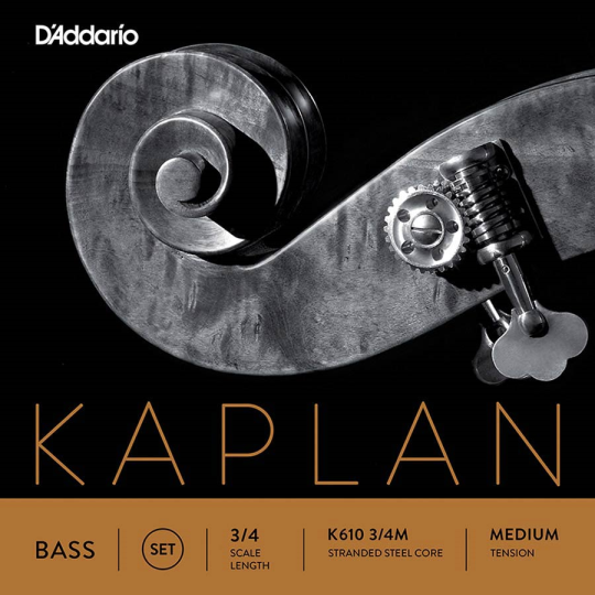 D´ ADDARIO Kaplan Basssaiten SATZ Orchester