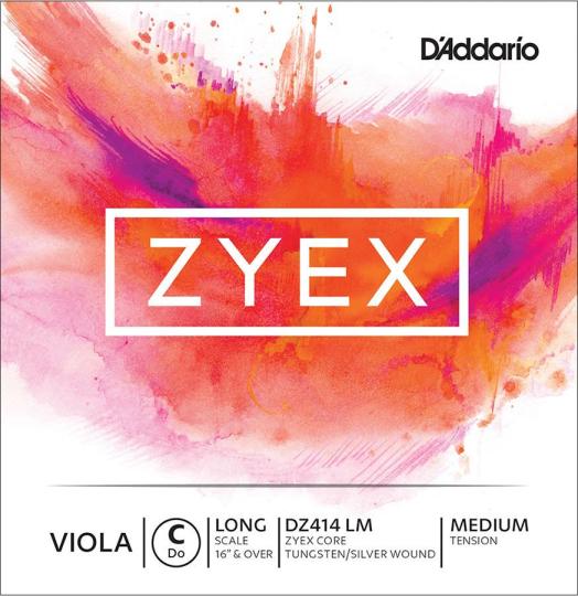 D´ADDARIO Zyex Violasaite C, medium