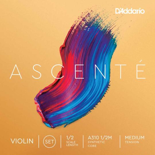 D'Addario  Ascenté Violinsaiten SATZ 4/4