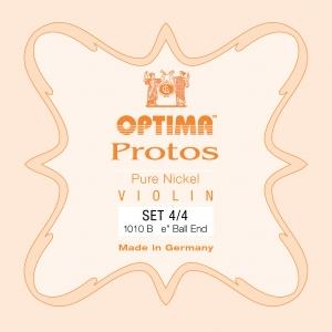 OPTIMA Protos Violinsaiten SATZ  mittel