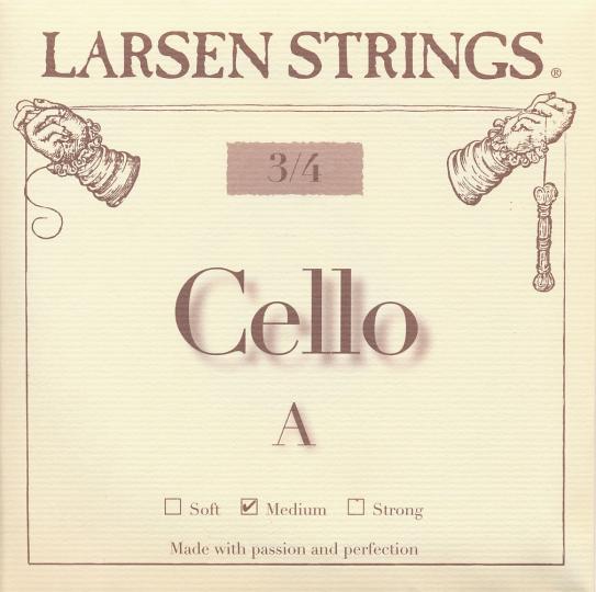 LARSEN Cellosaite A, medium 3/4