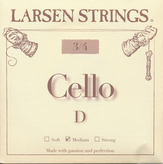 LARSEN Cellosaite D, medium 1/2