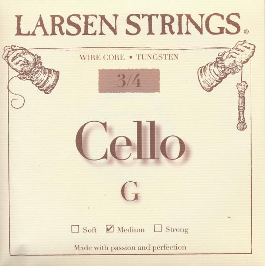LARSEN Cellosaite G, medium