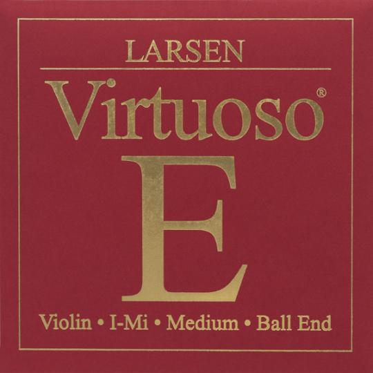 LARSEN Virtuoso Violinsaite E Stahl Schlinge