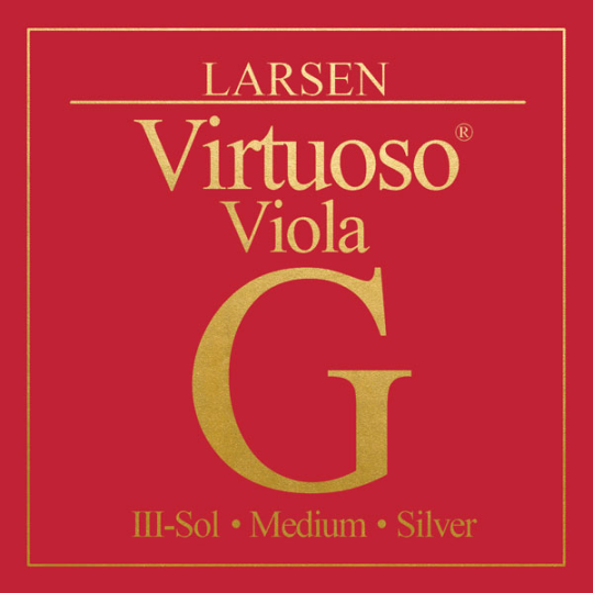 LARSEN Virtuoso Violasaite G, medium