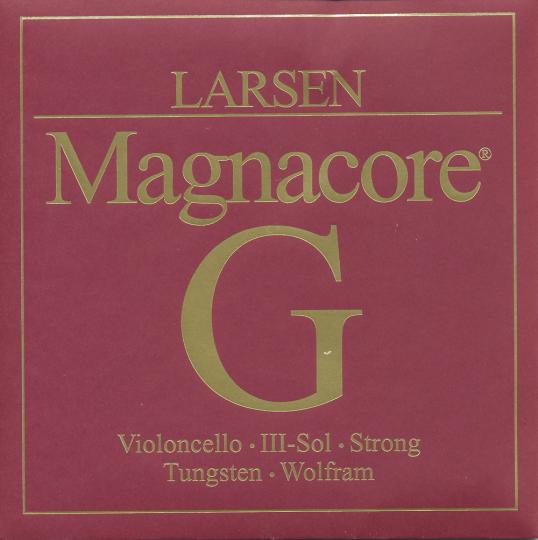 Larsen Cello Magnacore G-Saite, stark