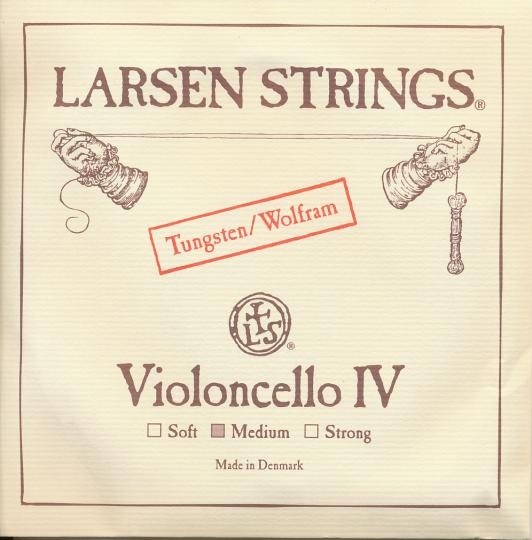 LARSEN Cellosaite C medium
