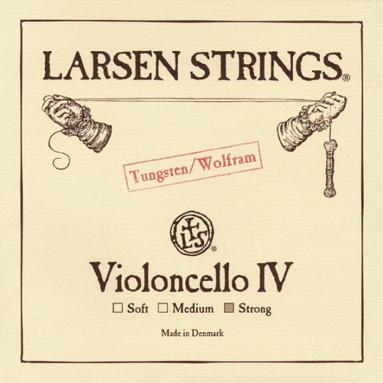 LARSEN Cello C-Saite, strong