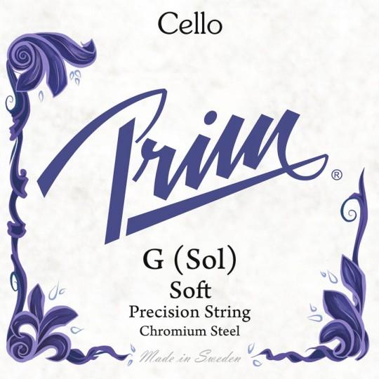 PRIM  Precision Cello G-Saite, soft