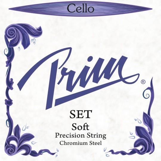 PRIM  Precision Satz Cellosaiten, soft