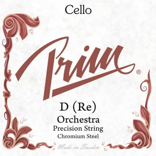 PRIM  Precision Cello D-Saite, orchestra