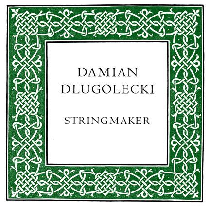 DLUGOLECKI Damian Violinsaite D, lackiert