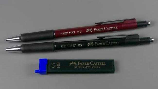 Faber-Castell, Druckbleistift, schwarz
