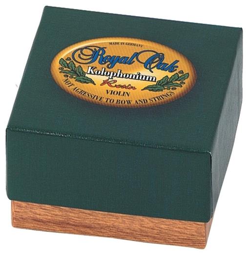 Royal Oak, Kolophonium