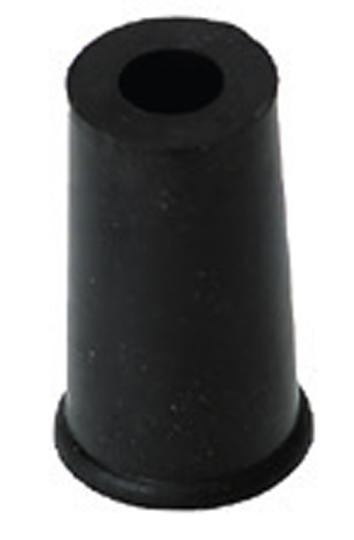Stachelgummi zylindrisch für Kbass