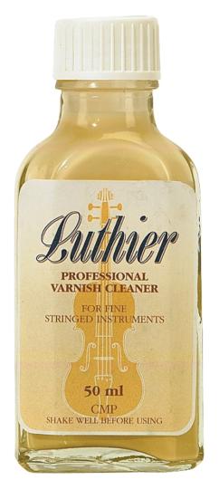 Luthier Profi, Reinigungs-/Poliermittel 50ml