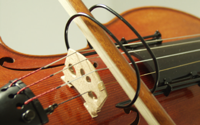 Bogenkorrektur Violine
