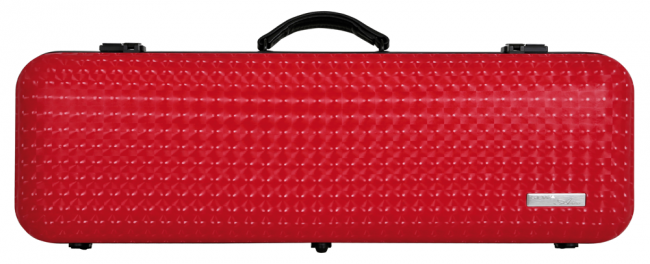 GEWA Violinkoffer Air Diamond, rot / schwarz