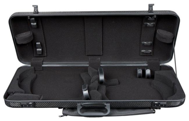 GEWA Violin-Doppelkoffer Idea 2.5