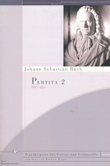 Bach, Partita c-moll, BWV 826