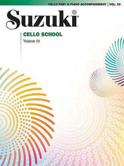 Suzuki Celloschule Band 10