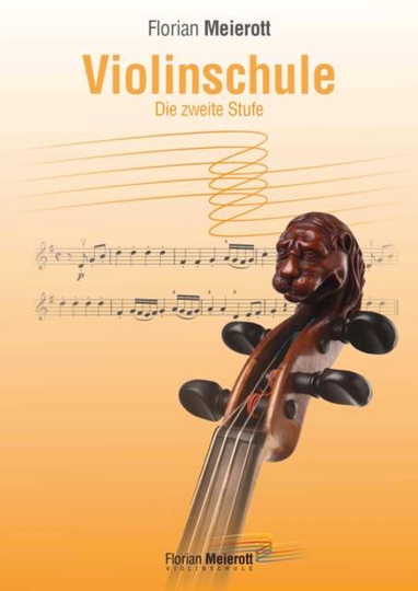 Florian Meierott Violinschule Band 2