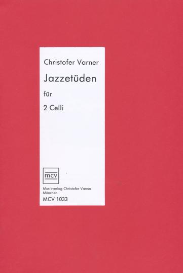 C. Varner, Jazzetüden Easy Jazz
