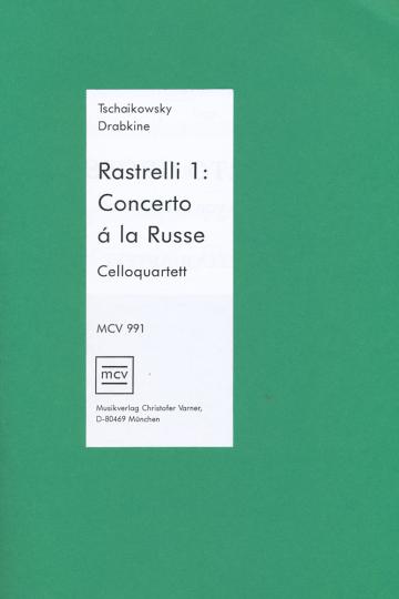Rastrelli 1, Concerto à la Russe