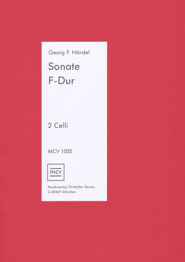 Händel Sonate F-dur