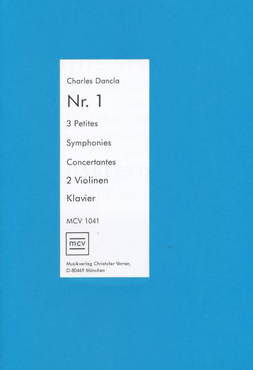 C. Dancla, Petite Symphonies 1