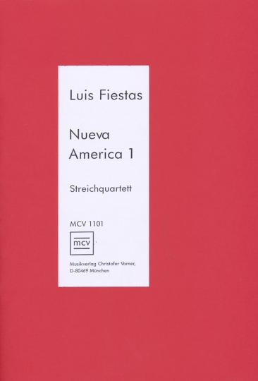 Luis Fiestas, Nueva America 1