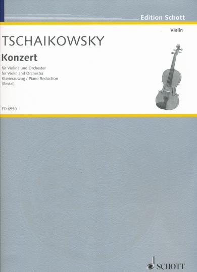Tschaikowsky, Konzert