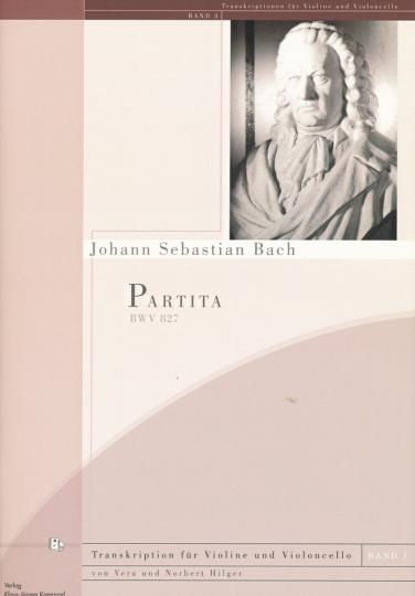 Bach, Partita, a-moll, BWV 827