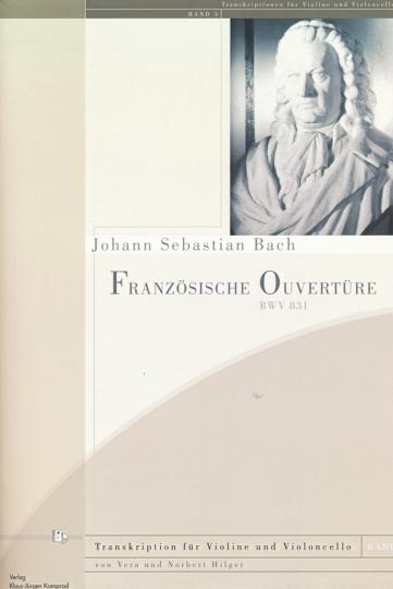 Bach, Französische Ouvertüre, h-moll BWV 831