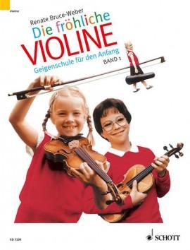 Die fröhliche Violine, Band 1