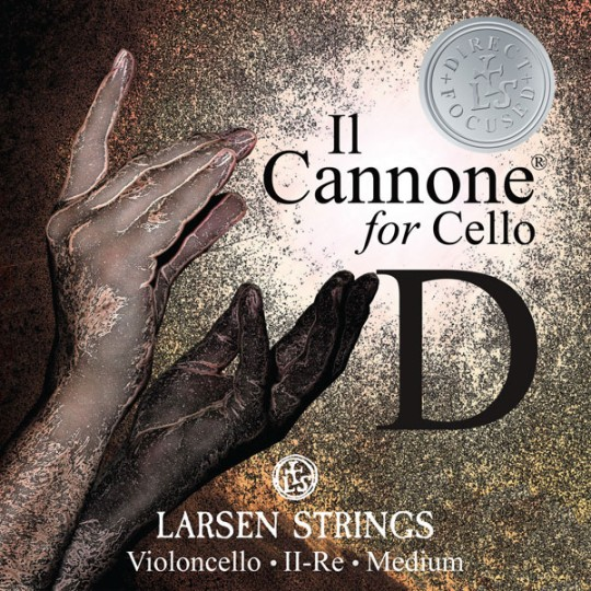 LARSEN Il Cannone  Cellosaite D Direct & Focused