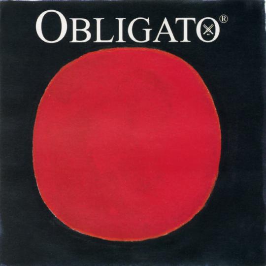 PIRASTRO Obligato Violinsaite A, 3/4 - 1/2 Alu, mittel