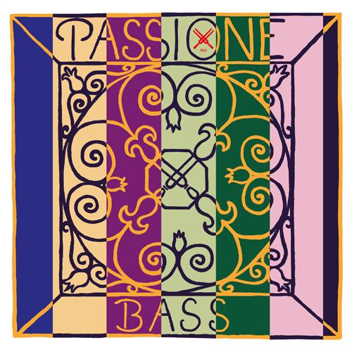 PIRASTRO Passione Basssaite E, mittel