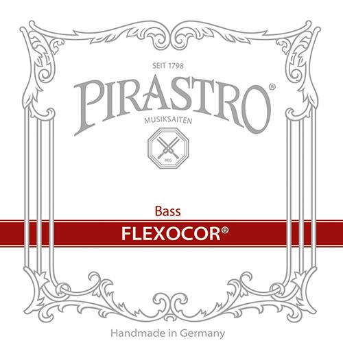 PIRASTRO Flexocor Basssaiten SATZ Orchesterstimmung