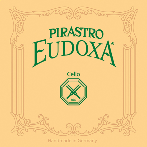 PIRASTRO Eudoxa Cellosaiten SATZ, mittel