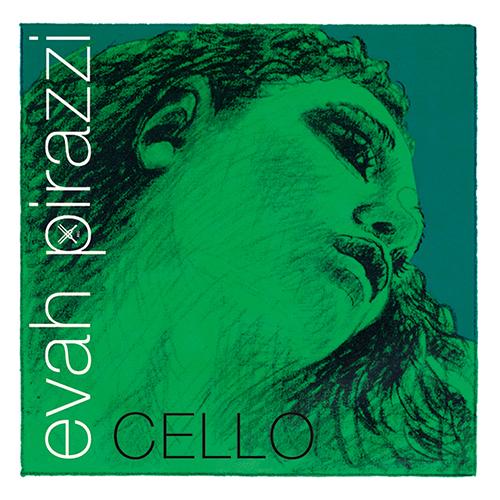 PIRASTRO Evah Pirazzi Soloist Cellosaite D, mittel