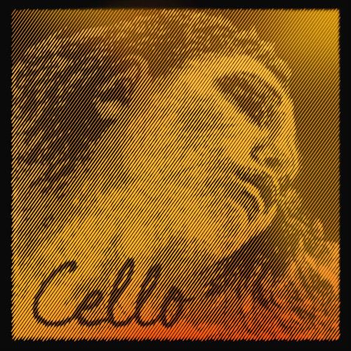PIRASTRO Evah Pirazzi Gold Cellosaite C, mittel