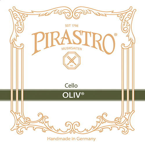 PIRASTRO Oliv Cellosaiten SATZ