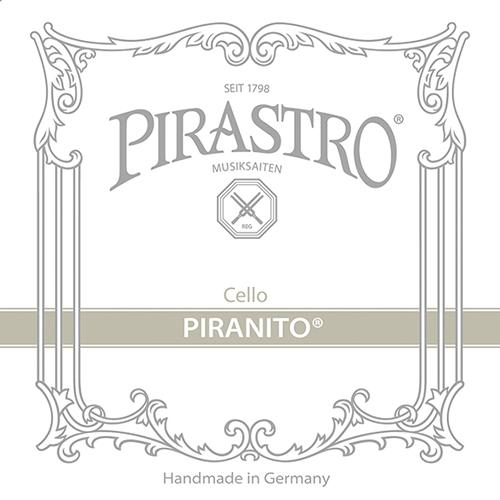 PIRASTRO Piranito Cellosaiten SATZ 1/4-1/8