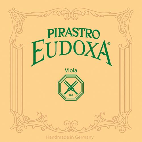 PIRASTRO Eudoxa Violasaiten SATZ, mittel