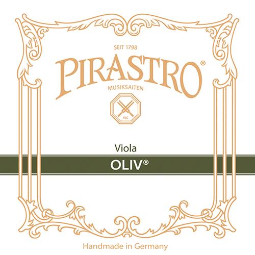 PIRASTRO Oliv Violasaite C Wolfram/Silber 19 3/4
