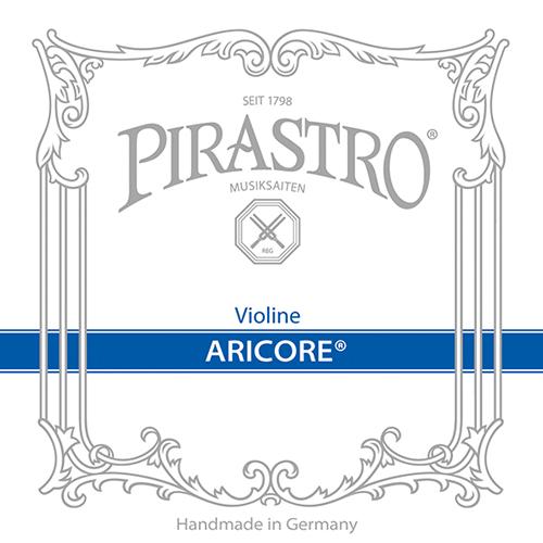 PIRASTRO  Aricore Satz Violinsaiten E-Kugel, mittel