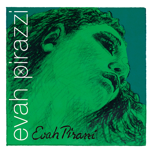 PIRASTRO Evah Pirazzi Violinsaiten SATZ mit E-Kugel, mittel