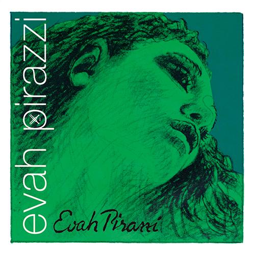 PIRASTRO Evah Pirazzi Violinsaite E mit Kugel, 3/4 - 1/2, mittel
